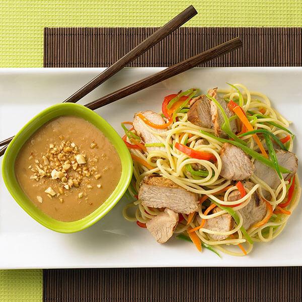 East Asian Noodle Salad – Recipes