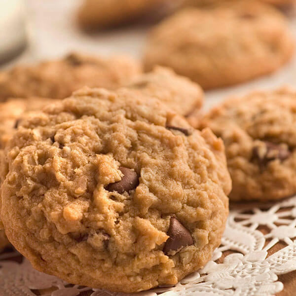 Best Ever Peanut Butter Oatmeal Cookies – Recipes