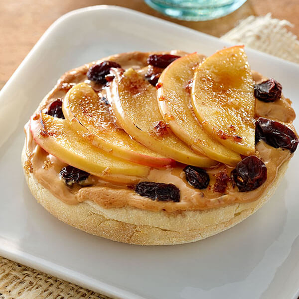 Fruit and Nut Sandwich – Recipes