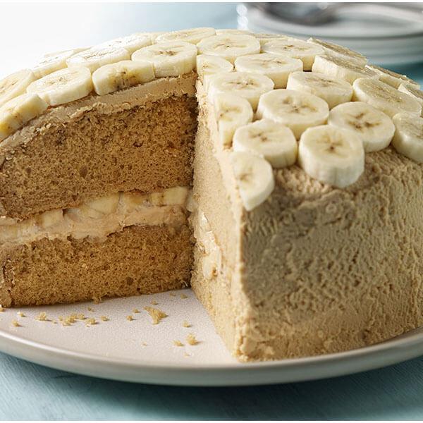 Caramel Peanut Butter Cake – Recipes