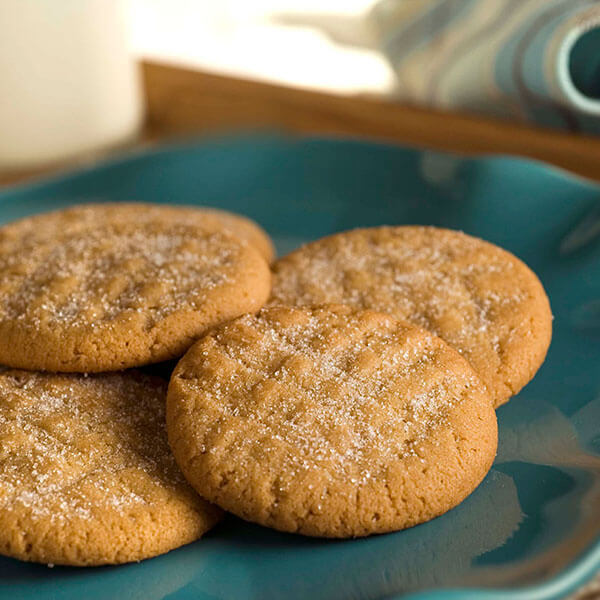 Classic Peanut Butter Cookies – Recipes
