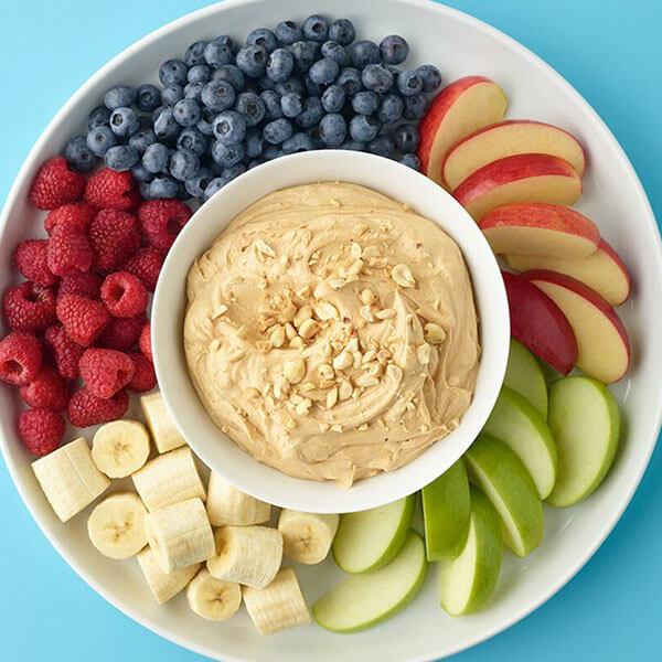 Creamy Peanut Butter Dip – Recipes