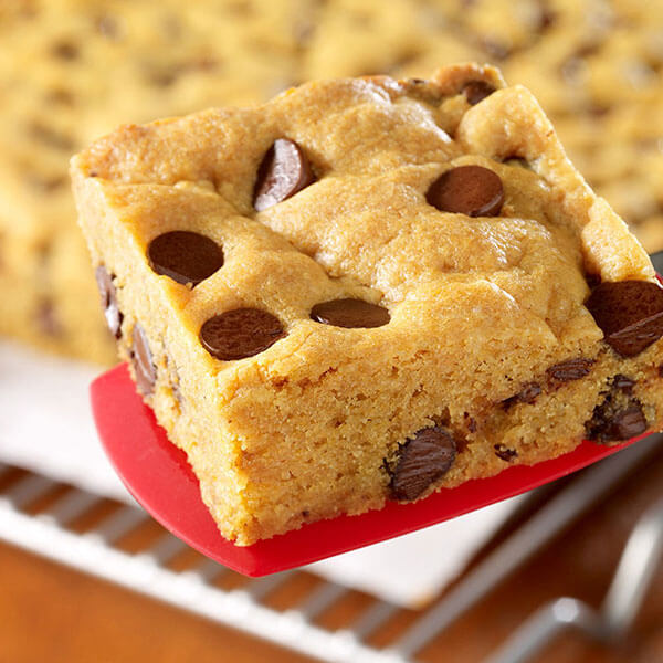 Easy PB Cookie Bars – Recipes