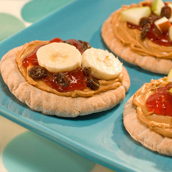 PB&J Pita – Recipes