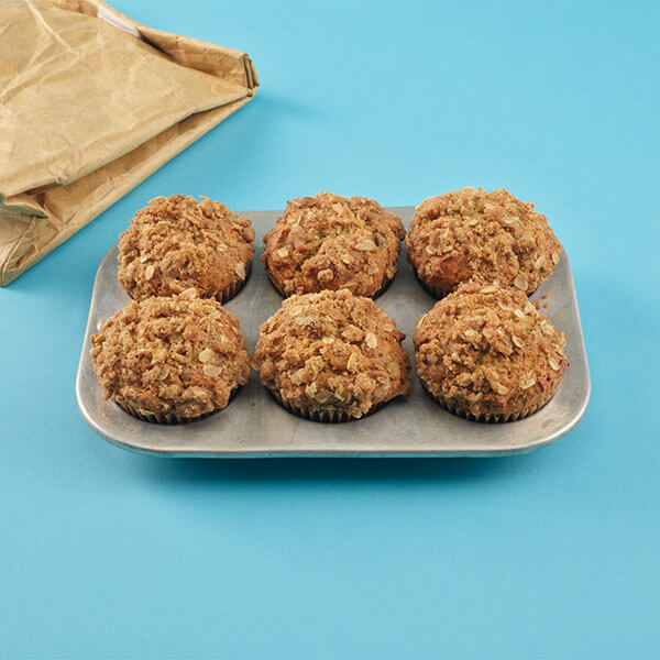 Peanut Butter Power Muffins – Recipes