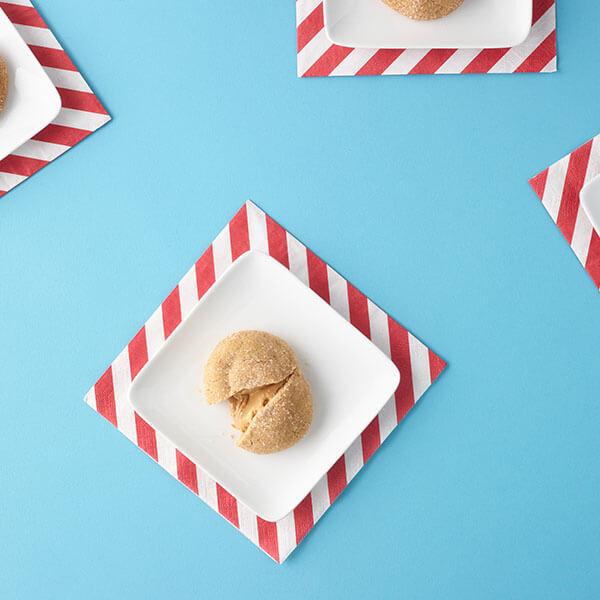 Peanut Butter Stuffed PB Cookies – Recipes