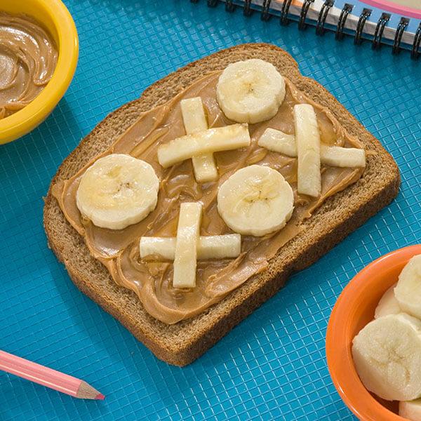 Nuts-n-Crosses Sandwich – Recipes
