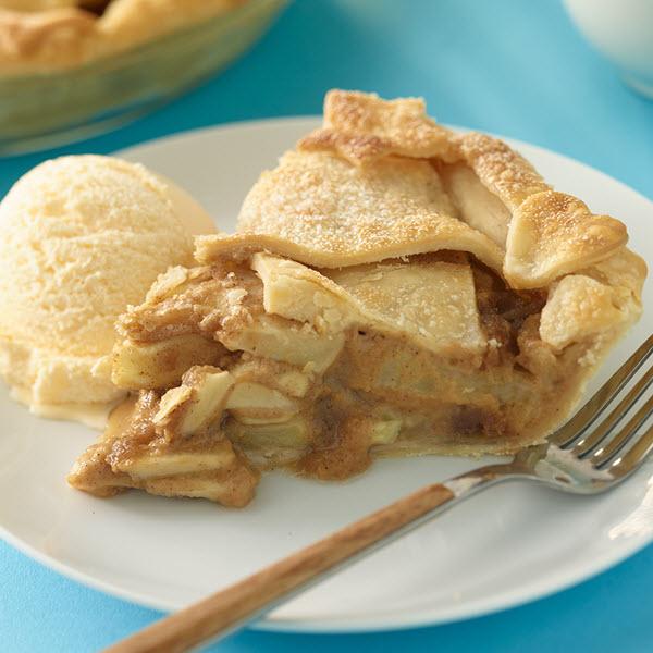 Peanut Butter Apple Pie – Recipes