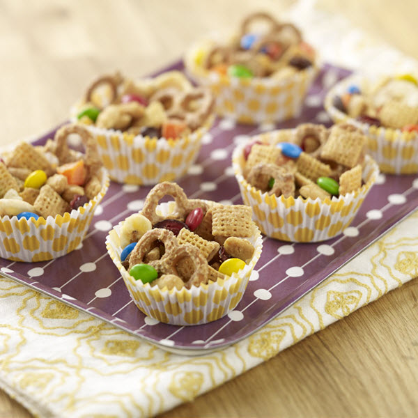 Peanut Butter Snack Mix – Recipes