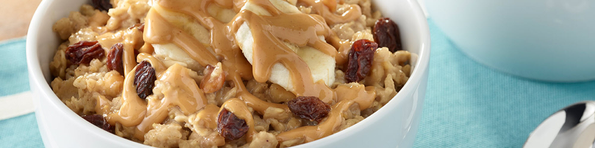 Peanut Butter Cookie Porridge – Recipes