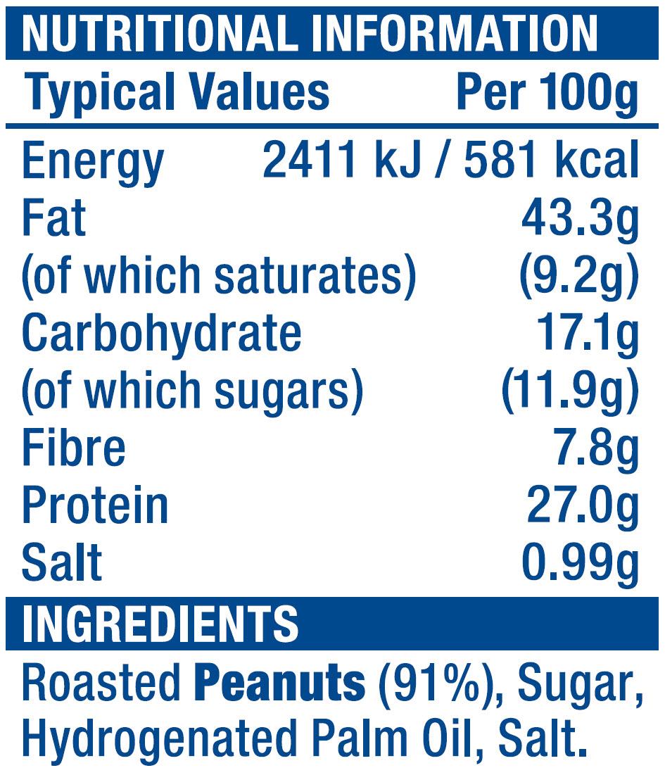 SKIPPY® Super Crunch Peanut Butter